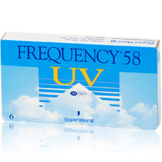 Frequency 58 UV